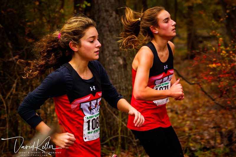WEHS XC 2018-1103 Girl's State Sectionals 6909