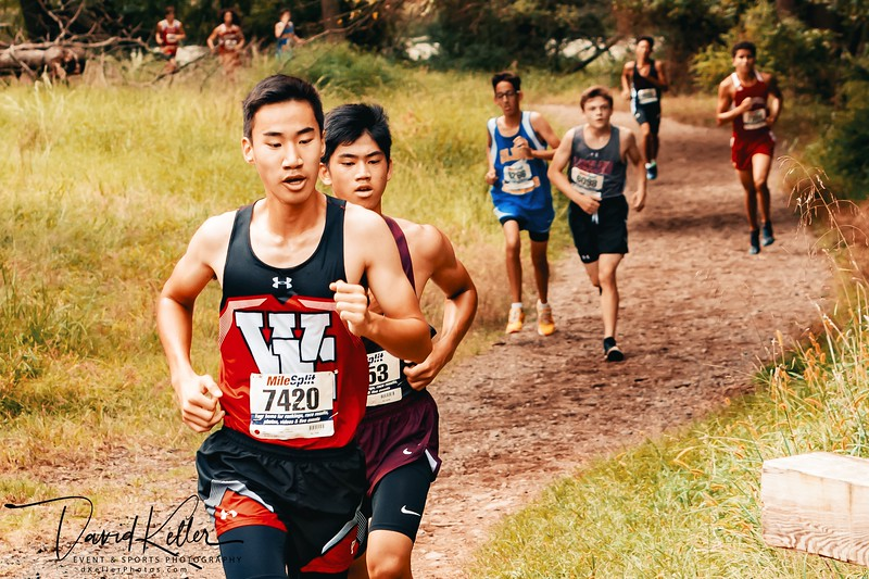 WEHS XC 2018-0915 Back to the Mountain Invit 0061