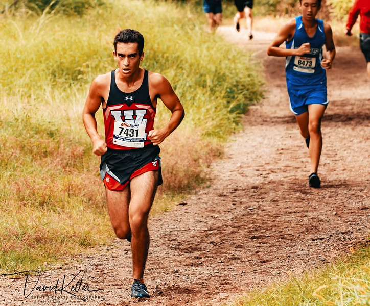 WEHS XC 2018-0915 Back to the Mountain Invit 0032