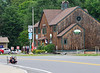 Alicia Dana, Putney resident, goes through Putney, Vt., on an endurance ride as she prepares herself for the Rio 2016 Paralympics. Kristopher Radder / Reformer Staff