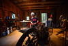 Alicia Dana, Putney resident, gets onto a Carbonbike as she heads out for an endurance ride as she prepares herself for the Rio 2016 Paralympics. Kristopher Radder / Reformer Staff