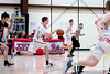 Jack McHale drives the ball down the court; KELLY FLETCHER, REFORMER CORRESPONDENT