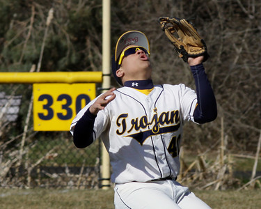 Upper Dublin at Wissahickon baseball