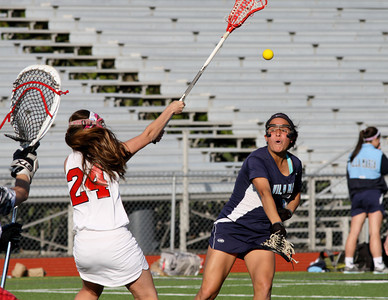 Villa Maria at Hatboro-Horsham girls lacrosse