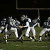 FB_WC Spr 9200_ Springfield quarterback Doug Bauer hands off to Max Vido.     Bob Raines 11.18.11