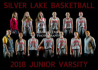 JV Girls Team Pic