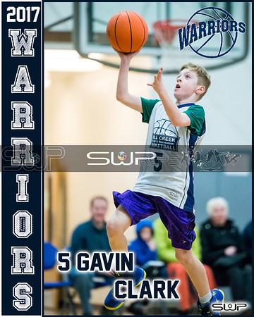 5 GAVIN CLARK