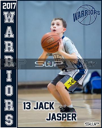 13 JACK JASPER