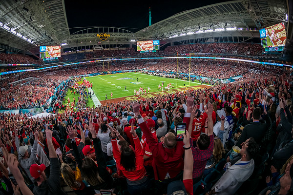 SUPERBOWL LIV - MIAMI