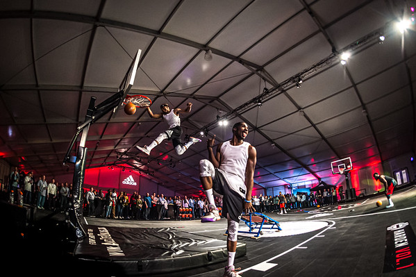 ADIDAS - BASKETBALL ALL STARS