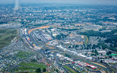 24 Hours Le Mans race 2016