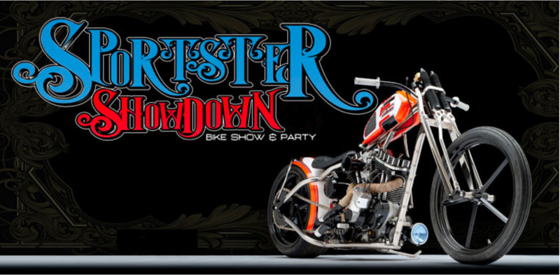 SPORTSTER SHOWDOWN & PARTY