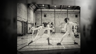 Cobham Fencing Club Dec 2017