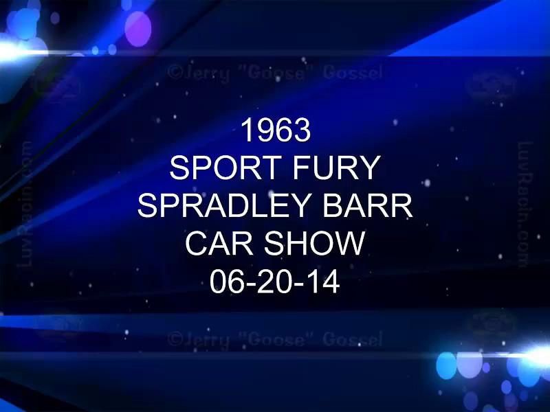 ED 1963 SPORT FURY 06-20-14