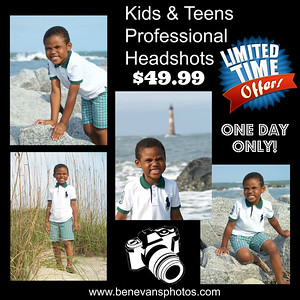 SPRING HEAD SHOT SPECIAL!!!