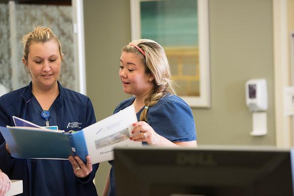 Nurse Doctor interaction