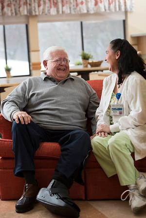 Senior Living: Urbana McAuley Center