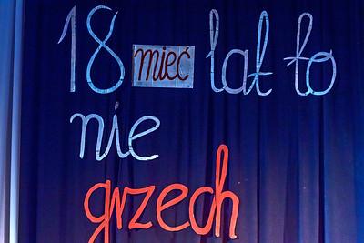 2015 10 Swięto Szkoły Teatrzyk Nauczycielski