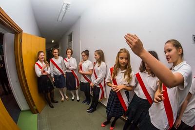 2016 święto szkoły Msza
