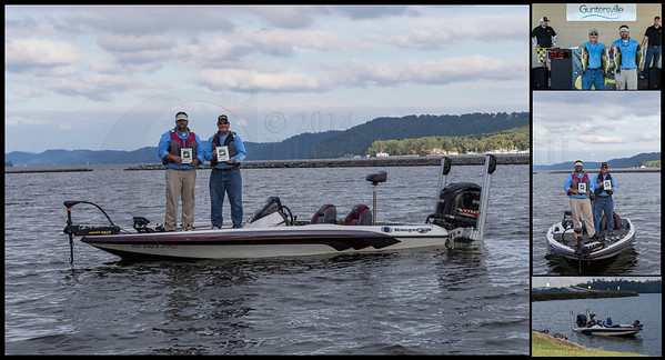 SPRO Frog Tournament on Lake Guntersville Saturday, October 10 2015 @ Guntersville Harbor