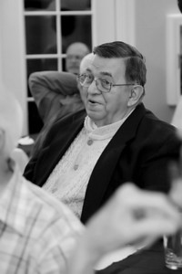 Richard Sparke, Active Member since 1957