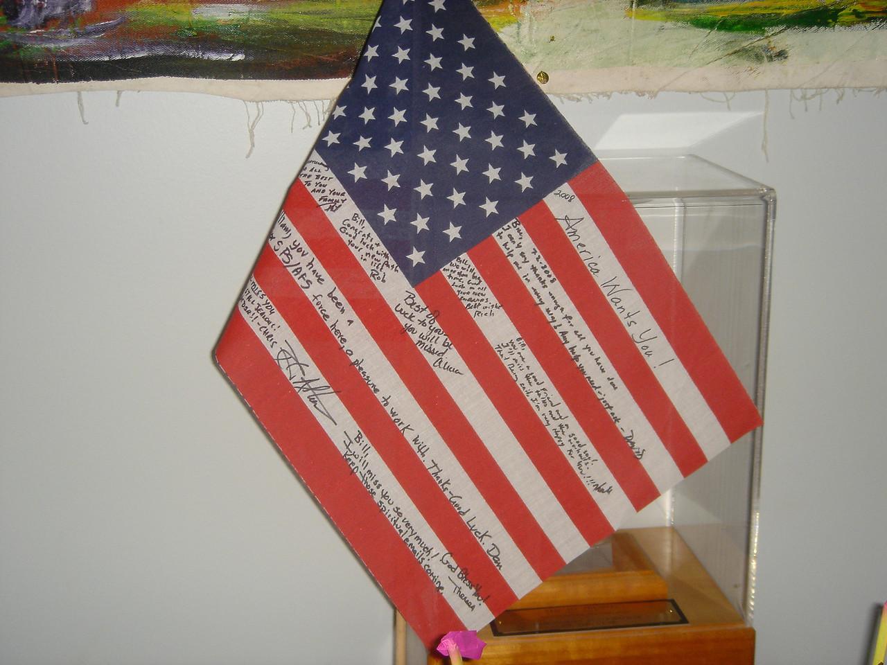 Keep working toward citizenship - America does need people like you!