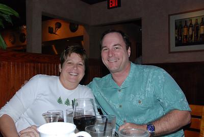 Diane and Ken - matching smiles!