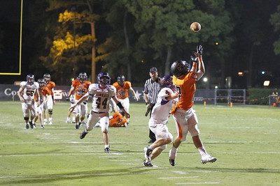 SPX Football 2012 vs Kinkaid