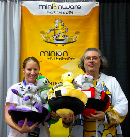 Minionware Masters and their Minions