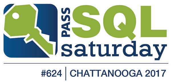 SQL Saturday 624 Chattanooga 2017