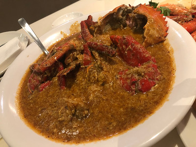 Chili Crab from No Signboard