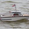 Cabin Cruiser, David Hardy, Dolphin, SRCMBC, Solent Radio Control Model Boat Club