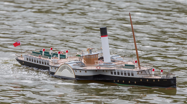 Albion, Brian Rapley, Paddle Steamer. passenger ferry, SRCMBC, Solent Radio Control Model Boat Club