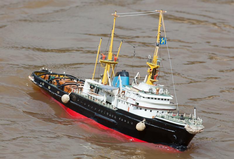 Ocean Tug 1, SRCMBC, Solent Radio Control Model Boat Club, [Details unknown]