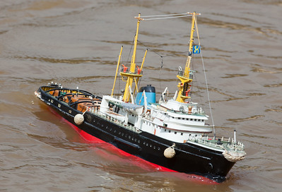 Ocean Tug 1, SRCMBC, Solent Radio Control Model Boat Club, [Details unknown]