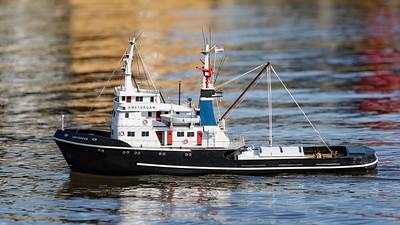 SRCMBC, Solent Radio Control Model Boat Club - 27/10/2019@10:58