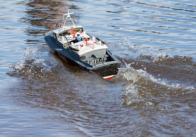 SRCMBC, Solent Radio Control Model Boat Club - 27/10/2019@10:56