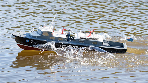 SRCMBC, Solent Radio Control Model Boat Club - 27/10/2019@10:55