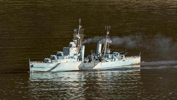 SRCMBC, Solent Radio Control Model Boat Club - 27/10/2019@11:29