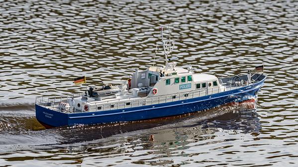 SRCMBC, Solent Radio Control Model Boat Club - 27/10/2019@11:53