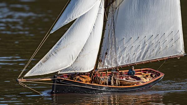SRCMBC, Solent Radio Control Model Boat Club - 27/10/2019@11:31