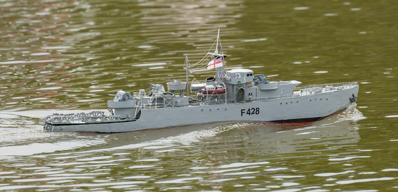 Navy Day 2017, SRCMBC, Setley Pond, Solent Radio Control Model Boat Club