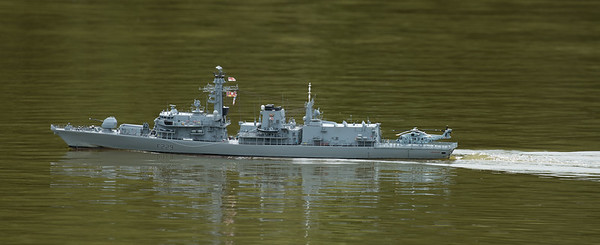 David McNair-Taylor, F229, HMS Lancaster, Navy Day 2017, SRCMBC, Setley Pond, Solent Radio Control Model Boat Club, Type 23 Frigate