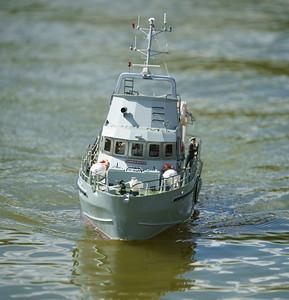 David McNair-Taylor, Drumbeat of Devon, Fisheries Protection, SRCMBC, Setley Pond, Solent Radio Control Model Boat Club