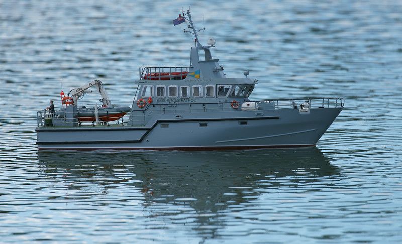 David McNair-Taylor, Drumbeat of Devon, Fisheries Protection, SRCMBC, Setley 1Pond, Solent Radio Control Model Boat Club