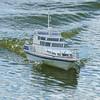Cabin Cruiser, David Hardy, Jubilee, SRCMBC, Setley Pond, Solent Radio Control Model Boat Club