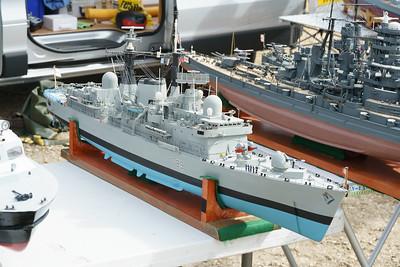 D89, HMS Exeter, Navy Day 2016, SRCMBC, Setley Pond, Solent Radio Control Model Boat Club, Thanasis Kanias, Type 42 Destroyer
