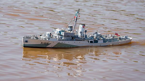 Satley Pond, SRCMB, Navy Day 2018 - 08/07/2018@09:59