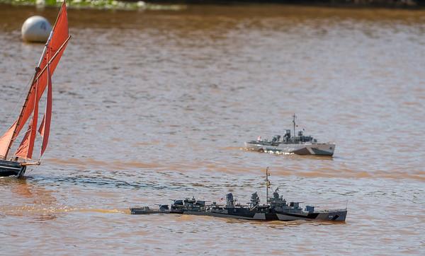 Satley Pond, SRCMB, Navy Day 2018 - 08/07/2018@09:57