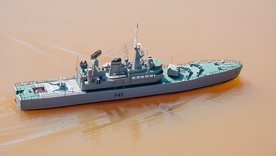 Satley Pond, SRCMB, Navy Day 2018, SRCMB-> Hardy Maritime Fleet-> HMS Hero - 08/07/2018@10:18